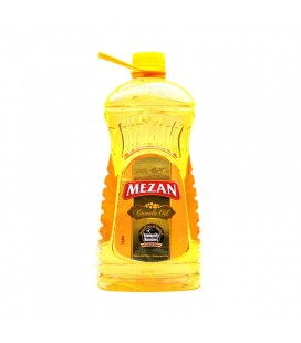 Meezan Cooking Oil Bottle - 5 LTR