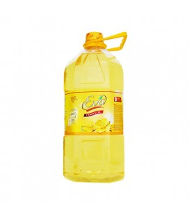 Eva Cooking Oil Bottle - 5 LTR