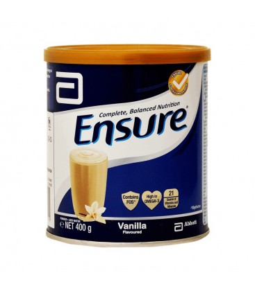 Ensure Vanilla Milk Powder - 400 gms