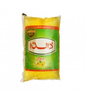 Dalda Cooking Oil Poly Bag - 5 LTR