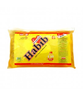 Habib Super Cooking Oil Poly Bag - 5 LTR